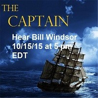 Hear Bill Windsor on Blogtalk Radio October 15, 2015 at 5 pm EDT