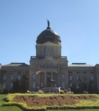 Bill Windsor is in Helena Montana - Capital of the State of Montana
