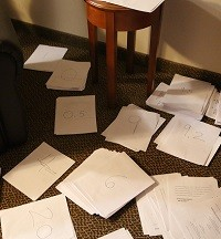 Bill Windsor's Trial Preparation Filing System is destined to be Patented