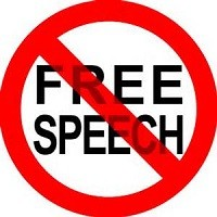 Freedom of Speech is a fantasy in America when corrupt law enforcement and corrupt judges want to screw you