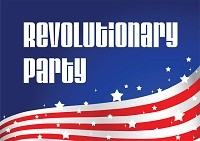 Election Results are in...and they do not matter -- Time to join the Revolutionary Party