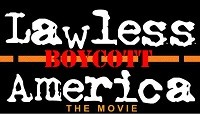American Mothers Political Party launches Boycott of Lawless America...The Movie