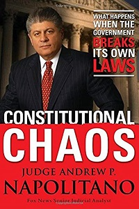 Amazon Book Constitutional Chaos 300h