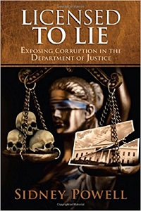 Amazon Book Licensed to Lie 300h
