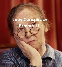 Joey Conspiracy Proven for Windsor v. Joeyisalittlekid