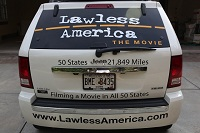 Lawless America Movie Road Trip #2 Report from Bill Windsor - April 5, 2013