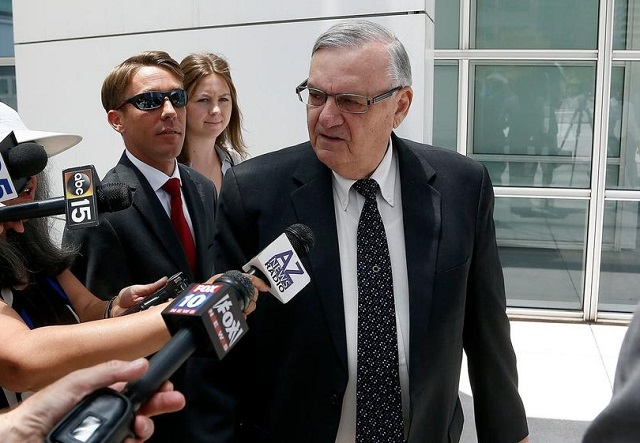Arpaio Joe 2017 07 06 Associated Press 640w